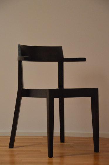 Hawelka armchair de jankurtz   Sillas para restaurantes