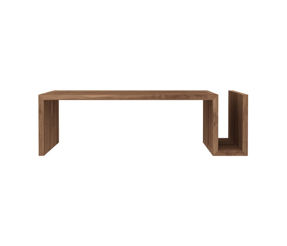 TEAK NAOMI COFFEE TABLE - Magazine holders / racks from ...