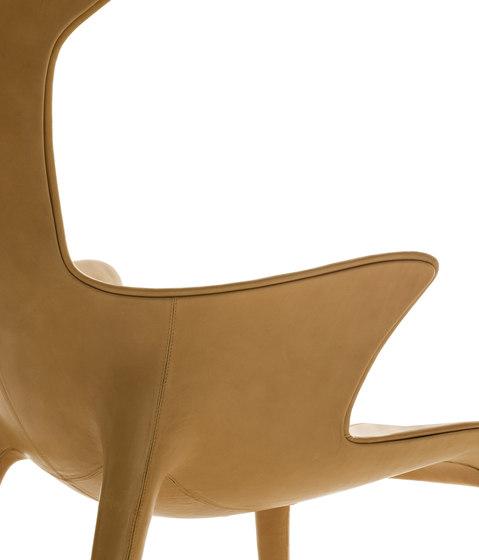 Lou Read armchair by Driade   Armchairs