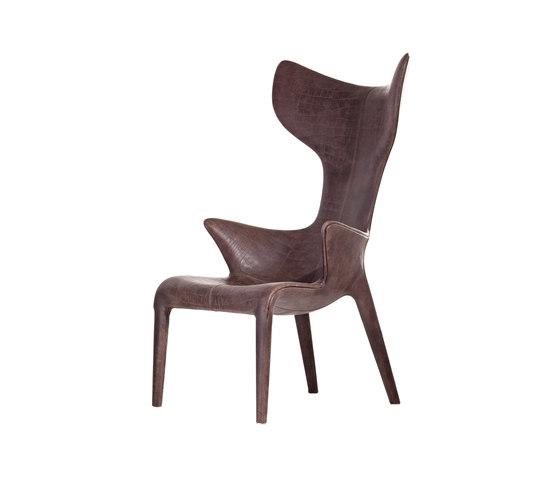 Lou Read armchair by Driade | Armchairs