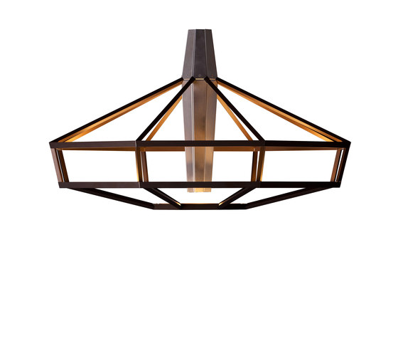 Lampsi chandelier by Driade | Suspended lights