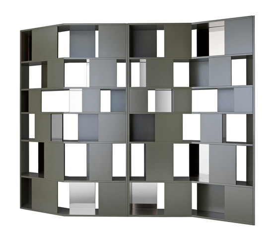 Mosaique bookcase von Driade   Regale