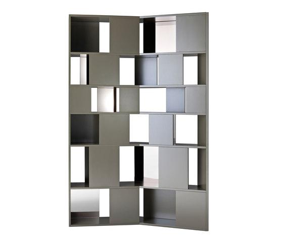 Mosaique bookcase von Driade | Regale