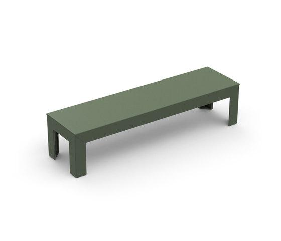 Zef bench M von Matière Grise | Sitzbänke