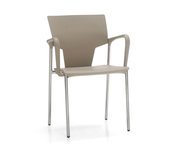 Zoom by Inclass | Visitors chairs / Side chairs