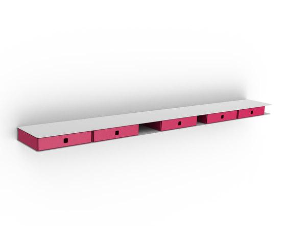 Alize shelf by Matière Grise | Shelving