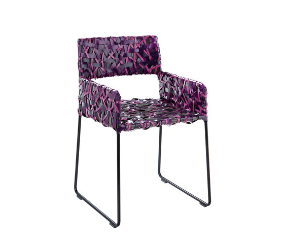Rikka by Driade | Restaurant chairs