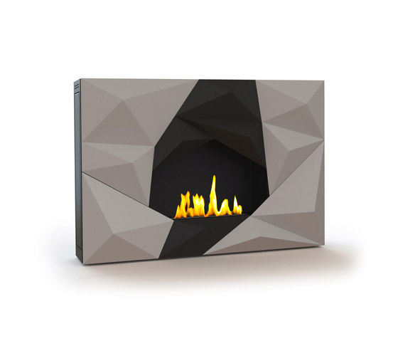 Crystal Crea7ion by GlammFire | Ventless ethanol fires