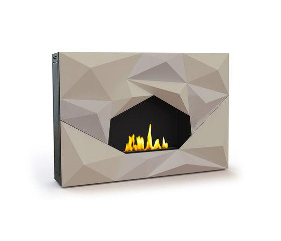 Crystal Crea7ion by GlammFire | Ventless ethanol fires