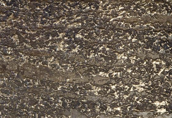 Metallisation | grossièrement frottée 03 de VEROB | Plaques de métal