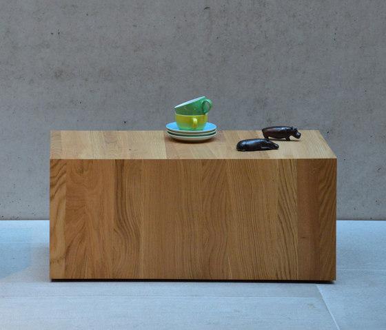 Roll-It stool / side table di jankurtz | Tavolini bassi
