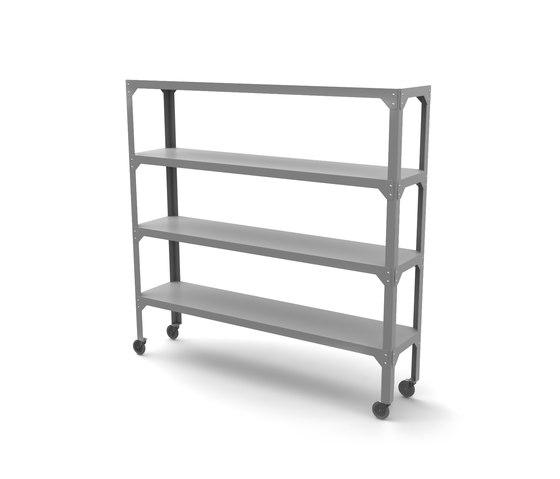 Hegoa shelf 14 by Matière Grise   Shelving