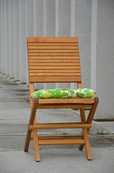 Sumatra folding chair by jankurtz   Chairs