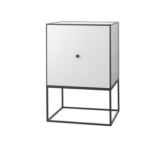 Frame Sideboard light grey by by Lassen | Sideboards
