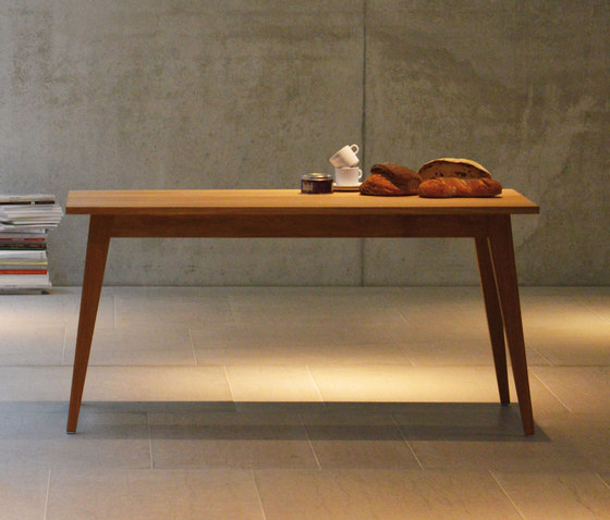 Xaver table by jankurtz | Dining tables