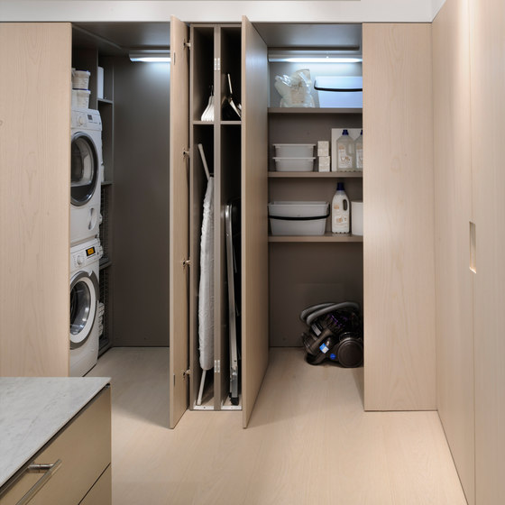 WIC by Arclinea | Walk-in wardrobes