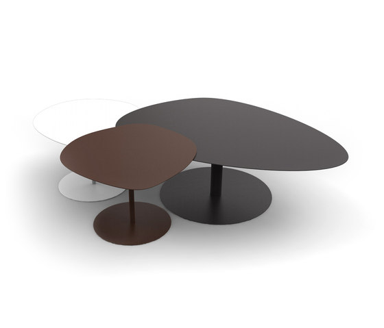 Galet XL combination by Matière Grise | Coffee tables