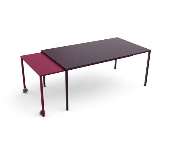 Rafale XL table de Matière Grise | Mesas comedor