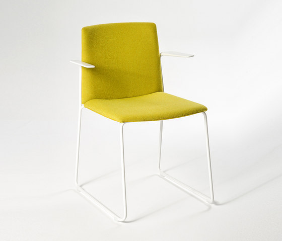 Ema Chair by ENEA | Visitors chairs / Side chairs