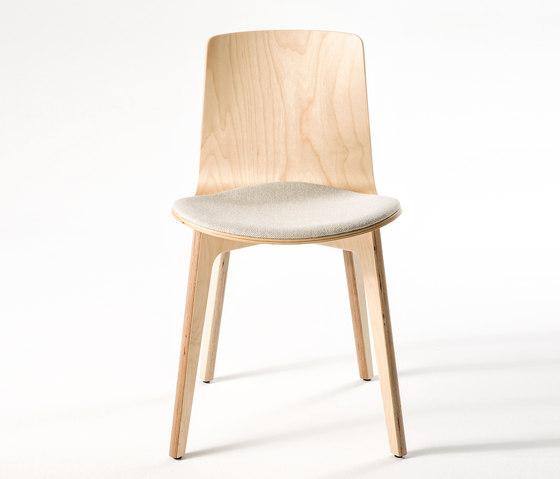 Lottus Wood by ENEA | Restaurant chairs