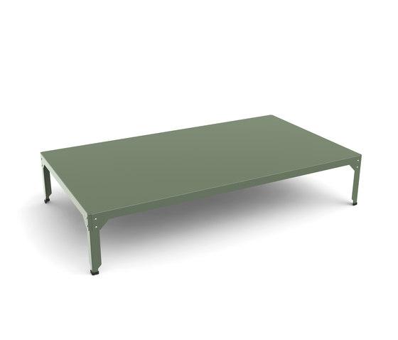 Hegoa low table L de Matière Grise | Mesas de centro