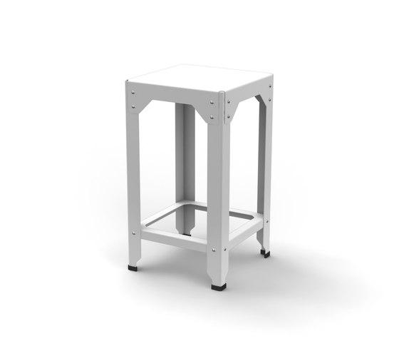 Hegoa stool M de Matière Grise | Taburetes