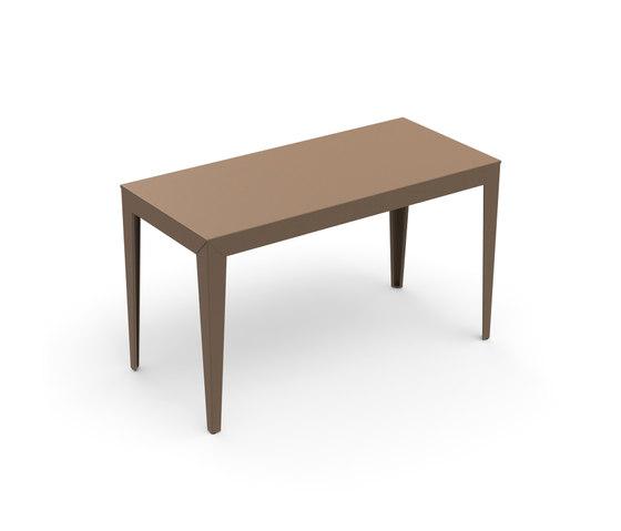 Zef table de Matière Grise | Tables à manger de jardin