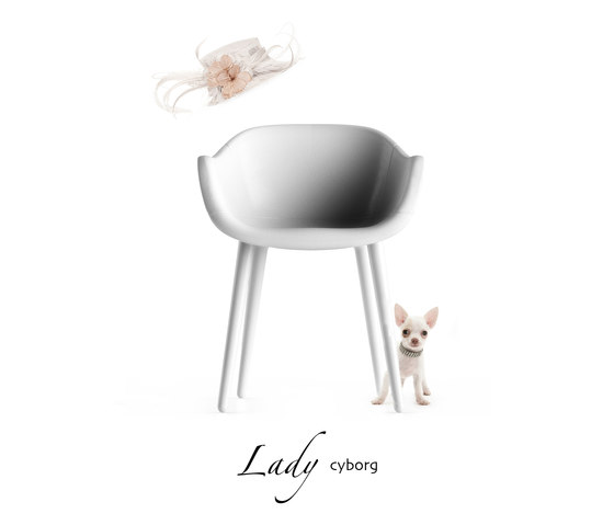 Cyborg Lady Chair by Magis | Chairs