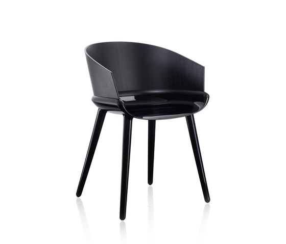 Cyborg Ply Chair de Magis | Sillas de visita