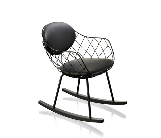 Piña Rocking Chair di Magis | Poltrone lounge