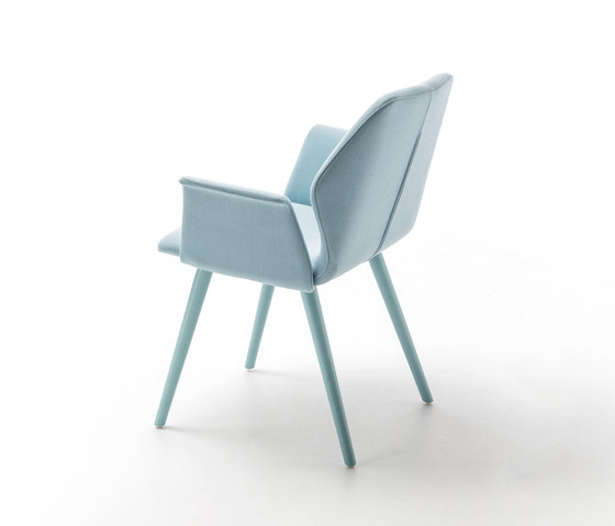 Ava Armchair by Bross | Visitors chairs / Side chairs