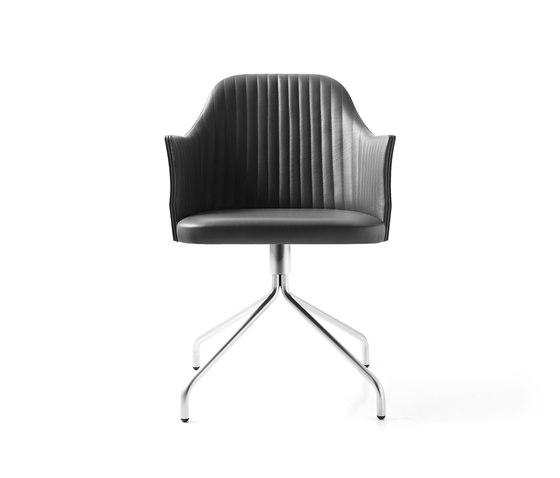 Break Sessel mit Drehgestell von Bross | Besucherstühle