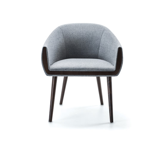 Ginevra Armchair by Bross | Chairs