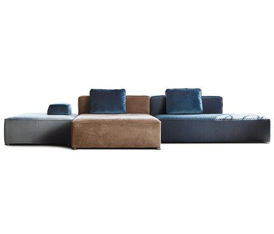 275 Glam Sofa by Vibieffe | Sofas