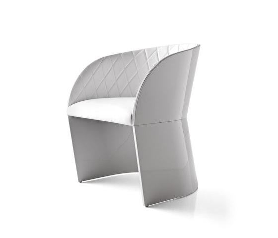 Hug Armlehnstuhl von Bross | Stühle