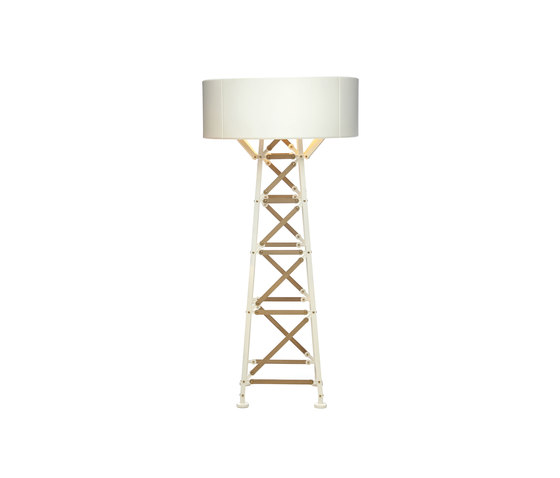 Construction Lamp M by moooi   Free-standing lights