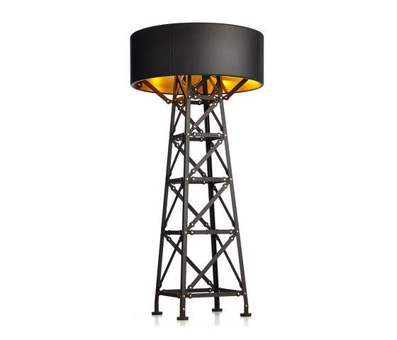 Construction Lamp L de moooi | Luminaires sur pied