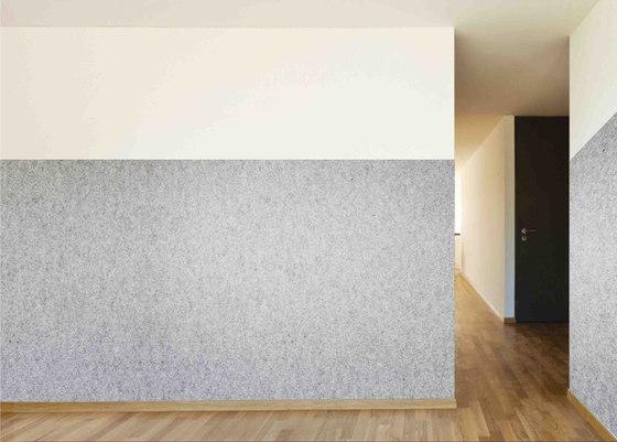 ECOfelt di Slalom | Sistemi assorbimento acustico parete