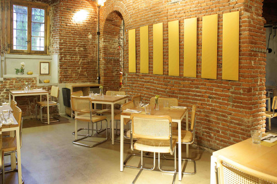 ECOstrong wall by Slalom   Sound absorbing wall systems