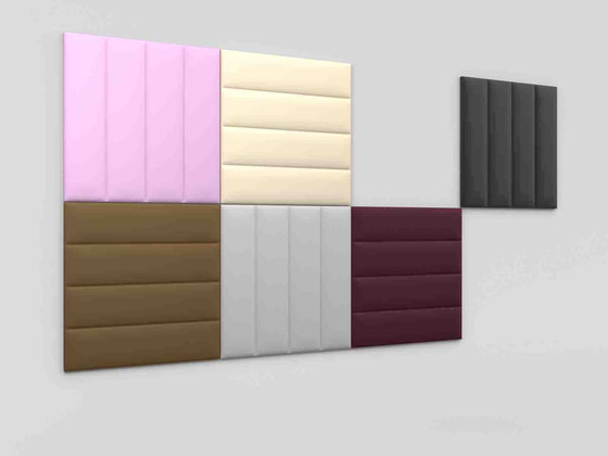 ECOwall by Slalom | Sound absorbing wall systems