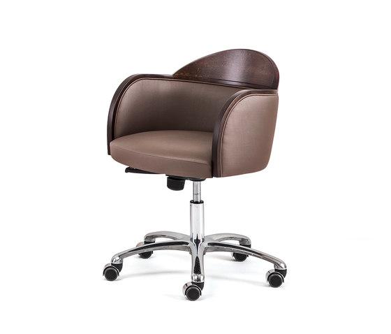 Roulette Armlehnstuhl von Bross   Stühle