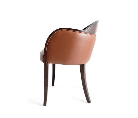 Roulette Armlehnstuhl von Bross | Stühle
