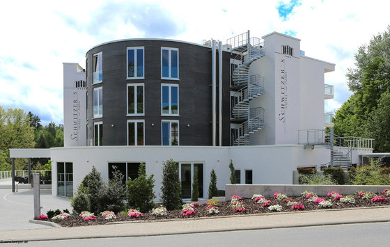 SAXAflect   Fassade by Sandstein Concept   Facade systems