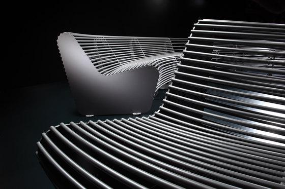 Circular Bench by TF URBAN   Benches