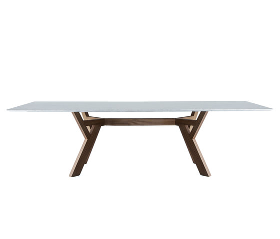 Trigono Table by Bross   Dining tables