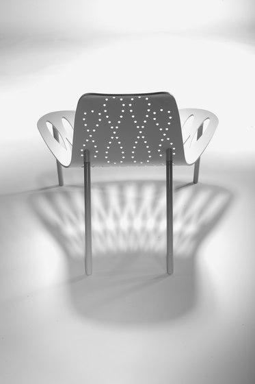 Nymphéa by TF URBAN | Garden armchairs