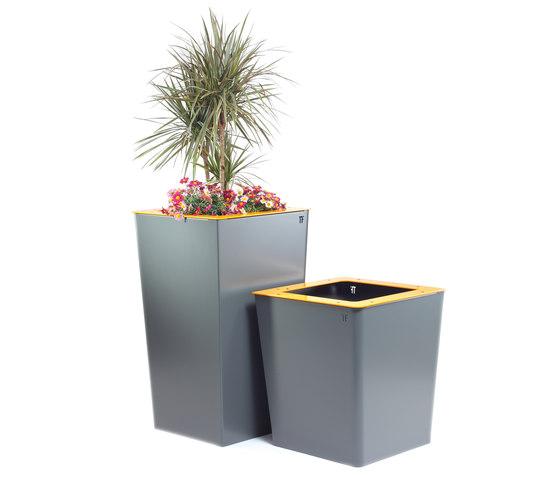 Jardinières buare di TF URBAN | Vasi piante