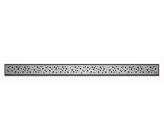 TECEdrainline shower channels stainless steel de TECE   Linear drains