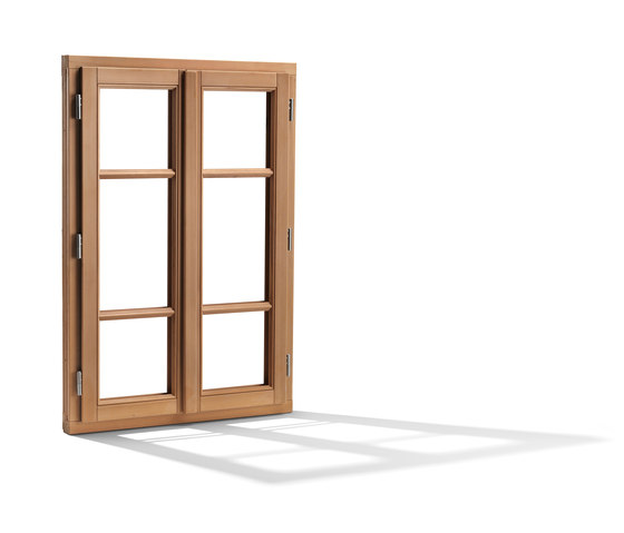 Historia de ISAM | Types de fenêtres
