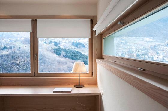 Fonte de ISAM | Types de fenêtres